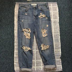Topshop Moto Hayden Jeans